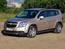 Chevrolet Orlando 2,0 VCDI – Orgie ceny sprostorem