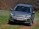 Land Rover Freelander 2,2 SD4 AT – Dospělé dítě