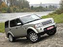 Land Rover Discovery SDV6 – Objevitel vnejlepších letech