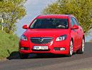 Opel Insignia Sports Tourer 2,0 CDTI 4x4 – Chci sníh!