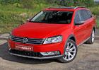 VW Passat Alltrack 2.0 TDI DSG – Das Allroad