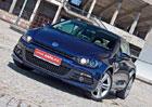 VW Scirocco 1,4 TSI – Atletická stálice