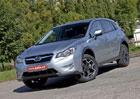 Subaru XV 2,0i 6MT – Zařaď si sám