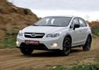 Subaru XV 2,0D X – Takhle je to nejlepší