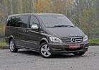Mercedes-Benz Viano CDI 3.0 V6 – Kočár pro šest