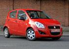 Suzuki Splash 1,0 – 200 tisíc za nejmenší MPV