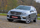 Mercedes-Benz ML 63 AMG – Der Grizzlybär