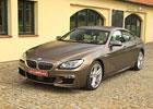 BMW 640d Gran Coupé – Smyslná rozmařilost