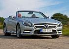 Mercedes SL 350 – Jak SLadké je žít