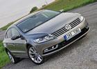 VW CC 2,0 TDI DSG 4Motion – Víc než Passat