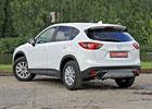 Mazda CX-5 2,2D 4x4 – Lepší, než by měla být