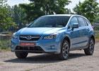 Subaru XV 1,6i XS – Bezestupňové kompromisy