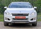 Peugeot 508 RXH – Allroad Français