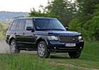 Range Rover TDV8 – Co zčísel nevyčtete