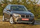 BMW X1 xDrive20i – Od všeho trochu
