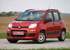 Fiat Panda 1,2 8v – Vítej, šelmičko!