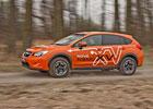 Subaru XV 2,0i CVT – Malý krok pro svět, velký skok pro Subaru