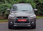 Mitsubishi ASX 1,8 DI-D 4x4 – Nafta nebo saké?