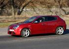 Alfa Romeo Giulietta 1.4 T (125 kW) TCT – Má ji dvouspojkovou