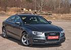 Audi A5 Sportback 3,0 TDI – Časy se mění