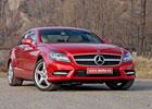 Mercedes-Benz CLS 350 CDI 4Matic – Nepodceňuj ocel