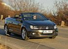 Volkswagen Eos 2,0 TDI DSG – Jednooký král