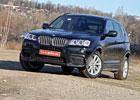 BMW X3 xDrive35d – Přehlídka síly