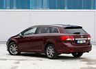 Toyota Avensis kombi 2,0 D-4D – Volba rozumu