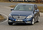 Mercedes B 180 CDI – Best or nothing