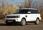 Range Rover Sport 3,0 SDV6 – O kousek lepší