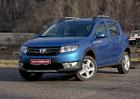 Dacia Sandero Stepway 1.5 dCi – Novodobý Favorit