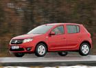 Dacia Sandero 0.9 TCe – Tři stačí, když turbo tlačí