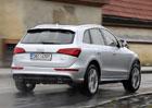 Audi Q5 3,0 TDI Sline – Quattro paradoxů