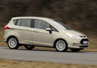 Ford B-Max 1.0 EB – The Doors