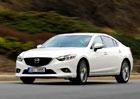 Mazda 6 2.5G – Sedan s chutí prémie