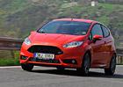 Ford Fiesta ST – Hrátky splynem