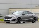 Mercedes-Benz CLA 220 CDI – Stylový restart