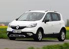 Renault Scénic XMOD 1.2 TCe - Měšťák v pohorkách