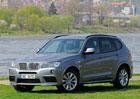 BMW X3 xDrive35d – Stále ve formě
