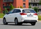 Toyota Auris Hybrid Touring Sports – Rodinný šetřílek