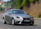 Lexus IS 250 – V6 jako standard