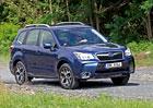 Subaru Forester 2.0 XT Lineartronic – Návrat krále