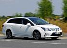 Toyota Avensis Kombi 2.2 D-CAT 110 kW AT - Na pohodu