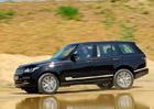 Range Rover TDV6 – Pokračování starých pořádků