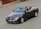 Mercedes-Benz E 350 BlueTec Cabrio - Naftové potěšení