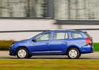 Dacia Logan MCV 1.5 dCi – Pracant zvýchodu
