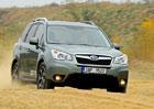 Subaru Forester 2.0i-L – Králem ibez turba