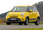 Fiat 500L Trekking – Více sexy než off-road