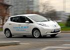 Nissan Leaf – Auto zbudoucnosti