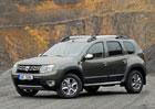 Dacia Duster 1.5 dCi 4x4 – Nové peří pro prachovku